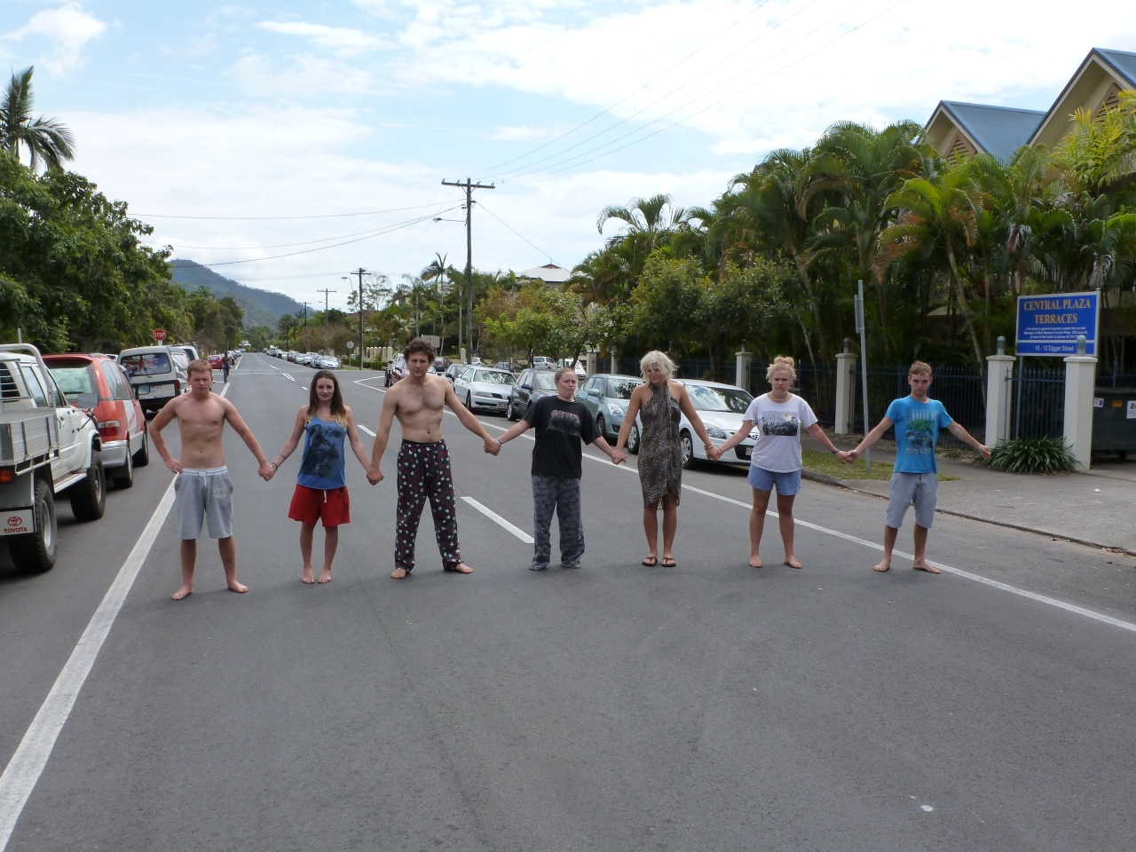 So long Cairns…
