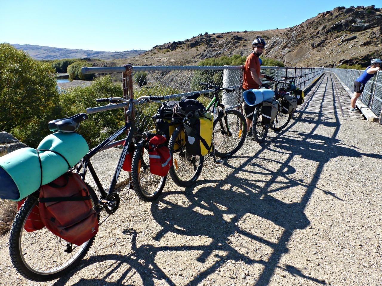 Bike Touring through CentralOtago